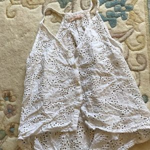 Free people OS smock cami